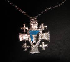 Silverkeep Cross/Pilgrims Cross of Silverkeep by vonmeer