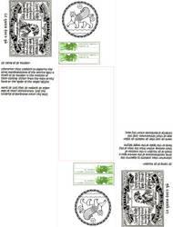 Powder of ibn ghazi (Paper Prop) by vonmeer