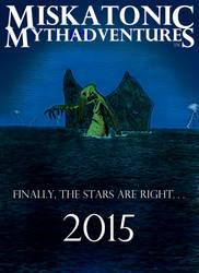 Miskatonic Mythadventures (I'm trademarked!) by vonmeer