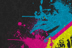 CMYK.. with texture? by fezzonfffire