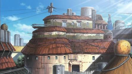 Casa Naruto (Diurna) by lwisf3rxd