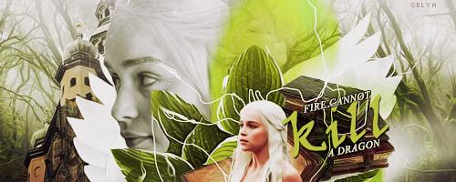 Daenerys Targaryen by Celiuska