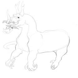 Beast 5 by SaunteringStorms