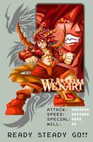 Burning-Wenart Pixelart ID by Wenart