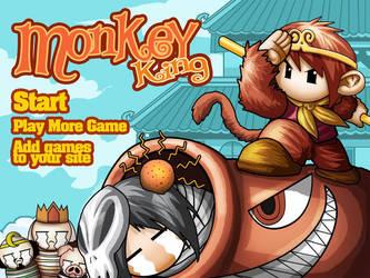 Monkey King by Wenart