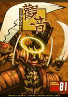 Kannon shogun by Wenart