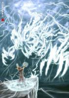 ::Commision:: Lightning by Wenart