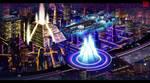 Metropolis by Wenart