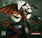 Vampire lord by Wenart