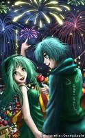 ::cloverella::CandyApple by Wenart