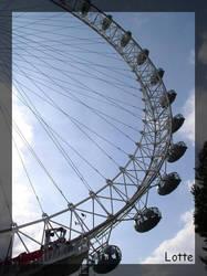 Sunny London by xLottex