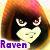 raven by cartoonfanatics