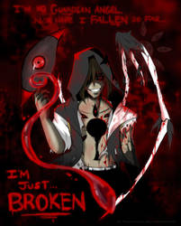 The Broken Angel by TwilitAngel