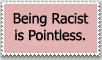 Stamp: Anti-Racist 02 by emerlyrose