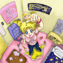 Sailor Moon Collection RS by luvusagi