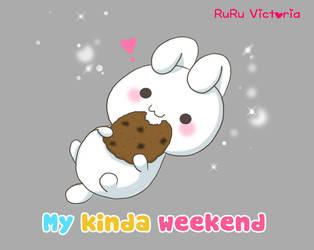 My Kinda Weekend by RuRuVictoria