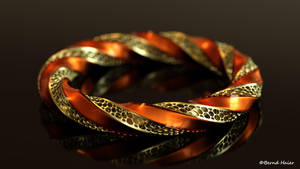 Juwelery Rendering bracelet v12 mat001 by Bernd-Haier