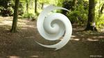 Plane transform to sculture / jewelry pre v1d by Bernd-Haier