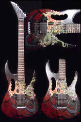 Custom Guitar by Blade1158