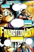 Foundation Work (Variant Ed. - No Text) Page 01 by darkspeeds