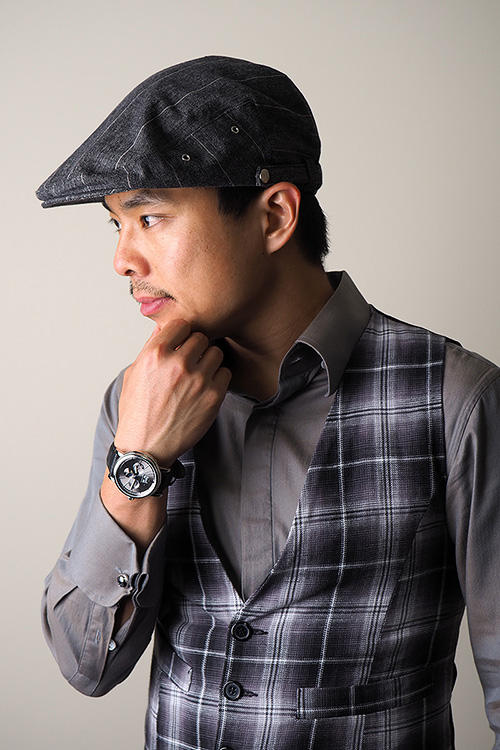 Profile picture Elson Wong 2016 by darkspeeds