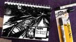 Do Barrel Roll (ink-twenty REVAMP) by darkspeeds