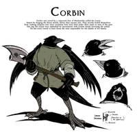 Corbin - Character Info by darkspeeds