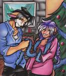 Simply Having A Wonderful Christmastime by calicokatt
