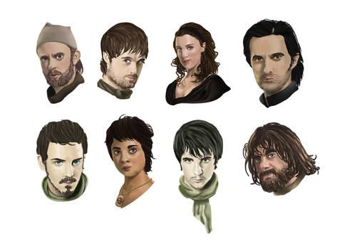 BBC Robin Hood by ShylaBlu