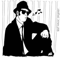 Keep Singin', Jailbird by Shikalee