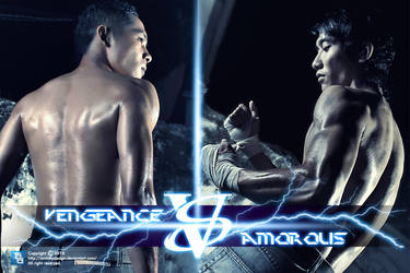 Vengeance VS Amorous by aminkzDesign