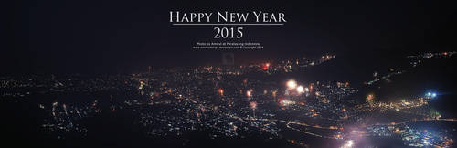 Happy New Year 2015 by aminkzDesign