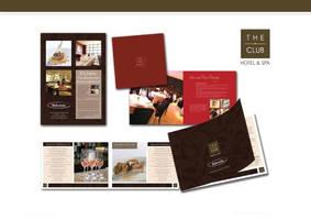 Bohemia Hotel Menu : Client by leigh-thebault