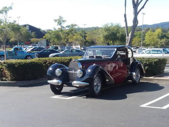 Bugatti by TheBronyRailfan