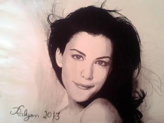 Liv Tyler by RalysonB