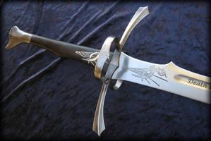 Heron's Flight by Fableblades