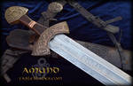 Amund - Inspired by the Suontaka Find by Fableblades