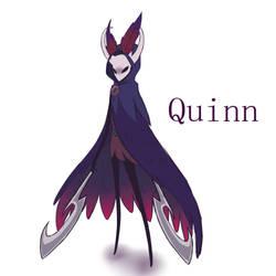 Hollow Knight OC: Quinn by GrimmSkitz