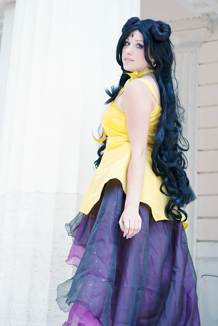 Luna Human Version Sailor Moon Cosplay By Crazymonkey87 On Deviantart