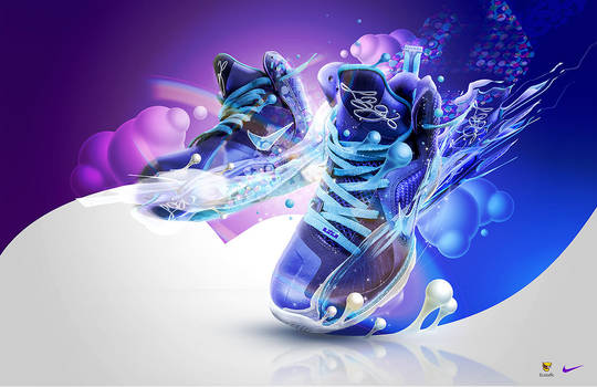 Lebron 9's 'Hornets' by Ecstatic-ectsy
