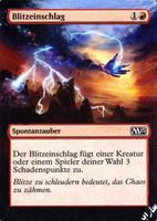 Ligthning Strike extension by Serafiend