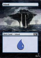 Island Extension (M12) by Serafiend
