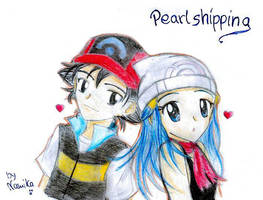 Pearlshipping by NamikaCerise