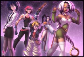 Future Hero Next Generation by Amano-G