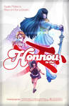 Honnou to the JI by Amano-G