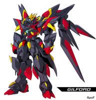 Gearfried and Gilford by haganef