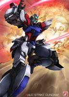 Buildstrike Gundam by haganef