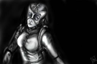 Belladona - Fan art by Huntress616