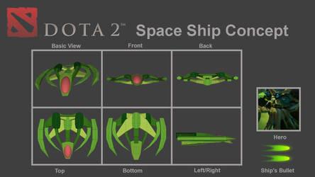 Treant Protector's vessel by Slangolator