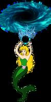 Marina from Saban's Little Mermaid by Slangolator